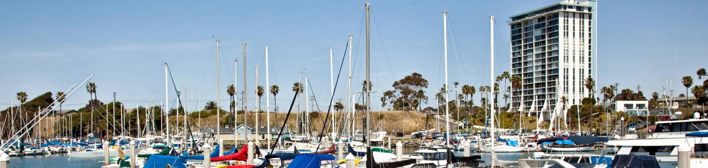 Oceanside, California Harbor